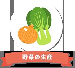 野菜の生産